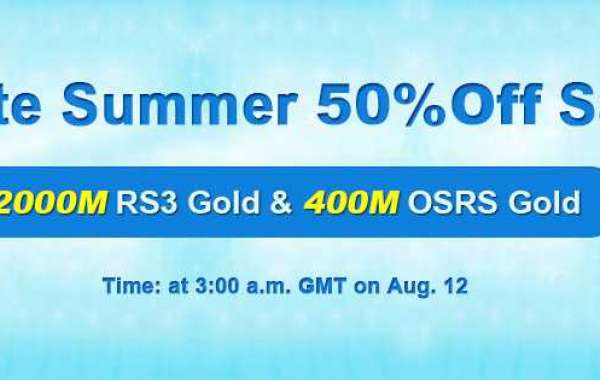 Up to 50% off free rs gold as 2020 Late Summer Sale!Can you Miss?