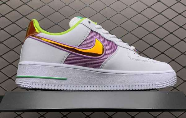 Buy Nike Air Force 1 Low Easter White Multi-Color Pastel CW5592-100