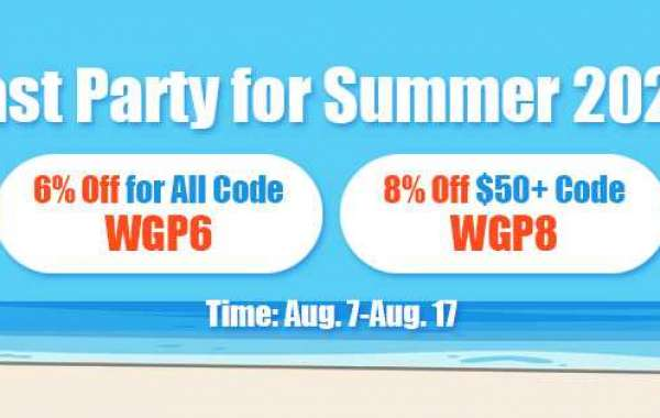 Up to 8% off top world of warcraft Classic gold sellers as Last Party for Summer 2020 for All