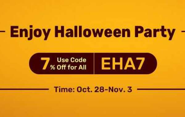 Up to 7% off rs gold 4 sale with Code EHA7 for you to Take Part In Halloween Party
