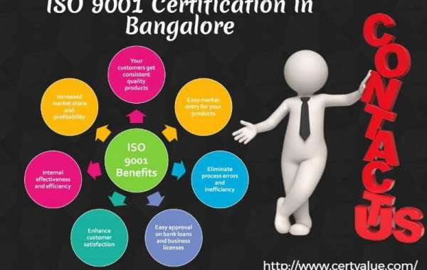 5S Good Housekeeping Practices and ISO 9001 implementationISO 9001 Certification in Bangalore in the event that you'