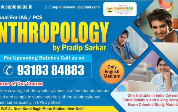 Best anthropology coaching in Delhi | Best coaching for anthropology optional