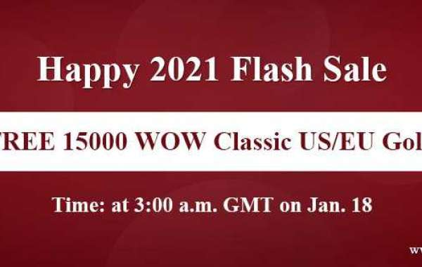 New year surprise:15000 wow classic gold auction house delivery with Free on WOWclassicgp.com