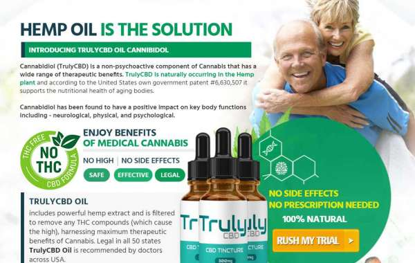 Truly CBD Oil Instant Relief & Recovery