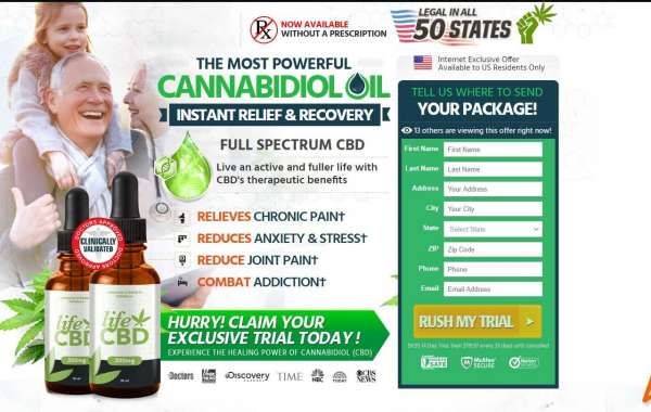 Life CBD Essential Oil Reviews - [300MG] How To Use, Benefits, Price & Order Now! Life CBD Oil