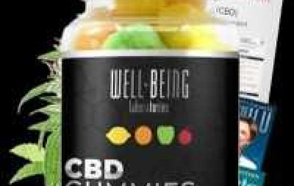 Well Being CBD Gummies