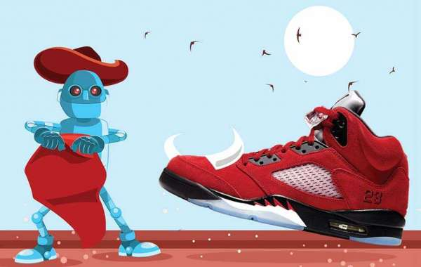 "The Air Jordan 5 ""Raging Bull"" is set to get a re-release this year"