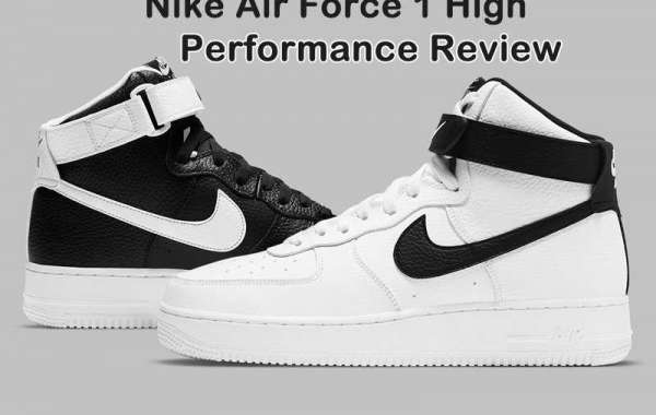 Nike Air Force 1 High Top Performance Review