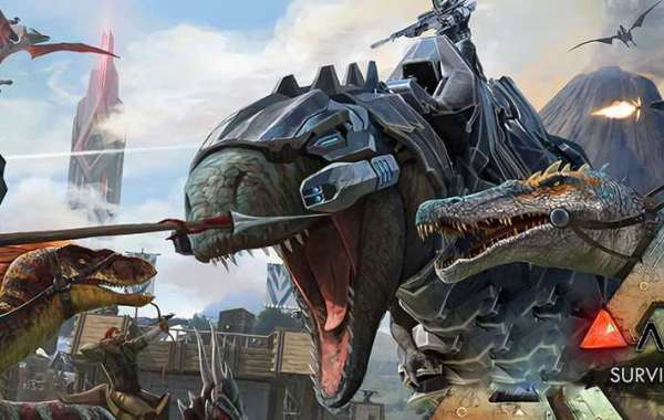 Ark Survival Evolved: Some Ways To Tame A Shadowmane