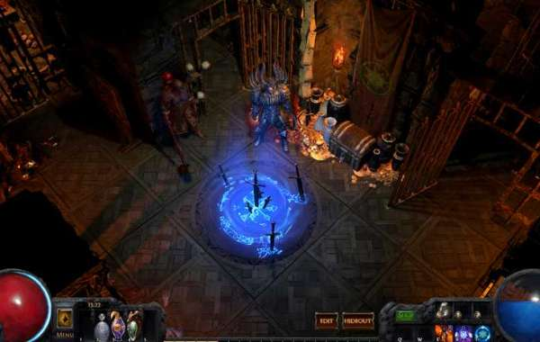 Some new content brought by the new expansion of Path Of Exile
