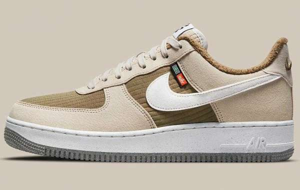 """The Latest """"Toasty"""" Air Force 1 Keeps It Simple Style"""