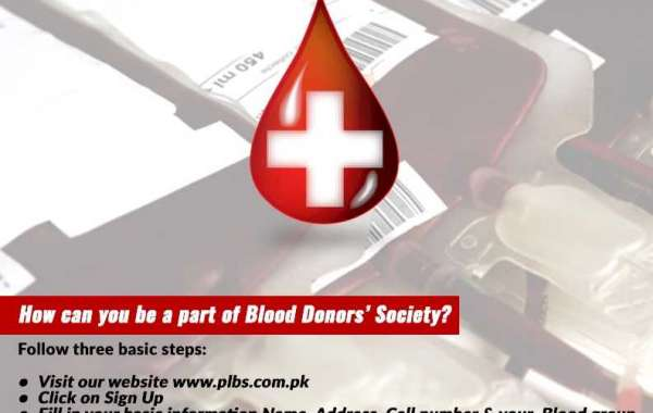 Top Notch Blood Donors Societies In Lahore