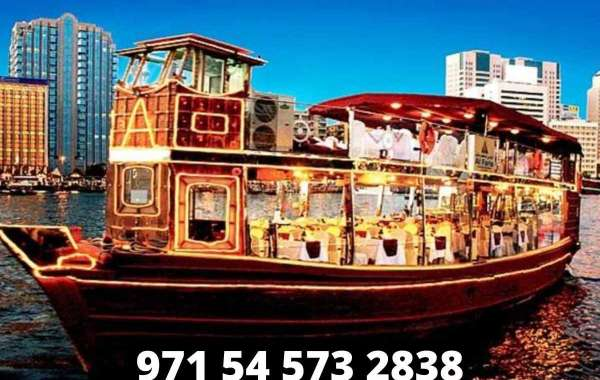 The charm of a Dhow Cruise