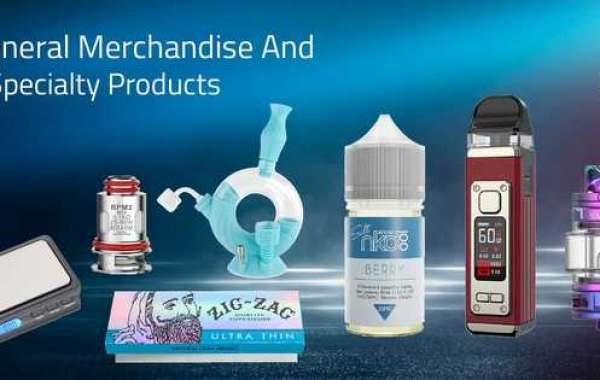 Wholesale General Merchandise and Specialty Products & E Juice